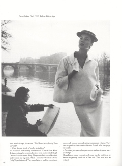 Louise Dahl-WolfeProfile & Photography of Louise Dahl-WolfeBy Christine Larrain-LombardZoom Magazine, August 1987